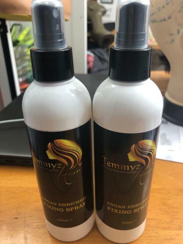 Argan Enriched Fixing Spray